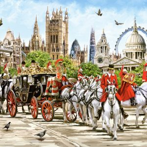 Castorland400300 2 Pride Of London 01 Legpuzzels