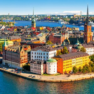 Castorland52790 The Old Town Of Stockholm Sweden 01 Legpuzzels