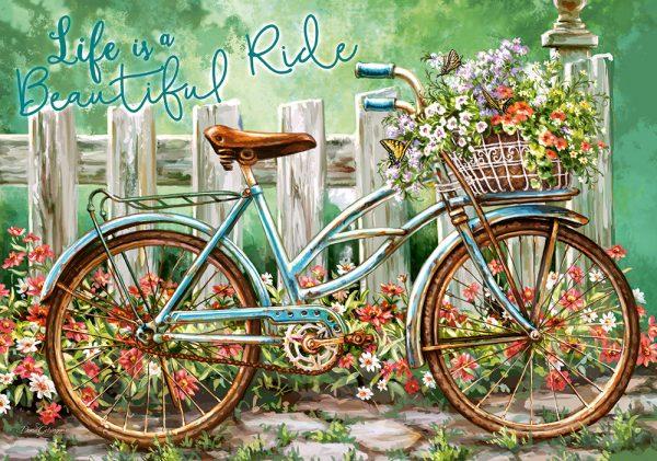 Castorland52998 Beautiful Ride 01 Legpuzzels