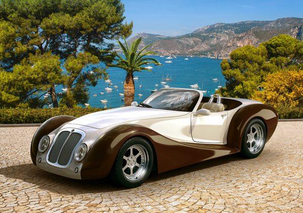 Castorland53094 Roadster In Riviera 01 Legpuzzels