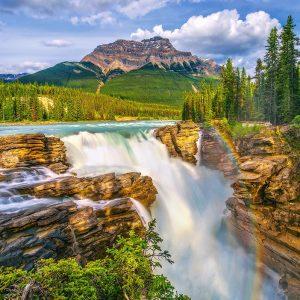 Castorland53117 Sunwapta Falls Canada 01 Legpuzzels