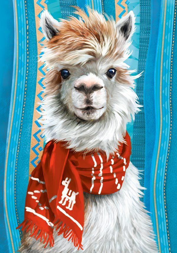 Castorland53308 I Am The Llama 01 Legpuzzels