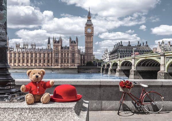 Castorland53315 Little Journey To London 01 Legpuzzels