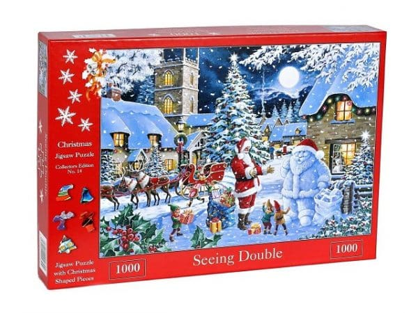 Christmas Collectors No. 14 Seeing Double 1000 Piece.jpg