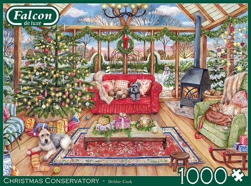Christmas Conservatory Jumbo