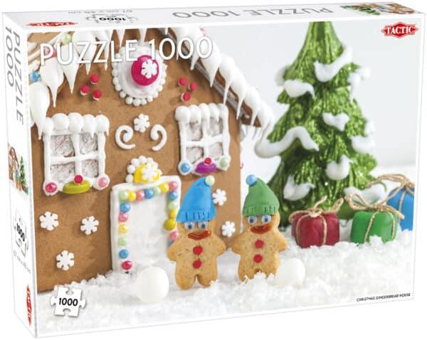 Kerst Gingerbread Huis Tactic