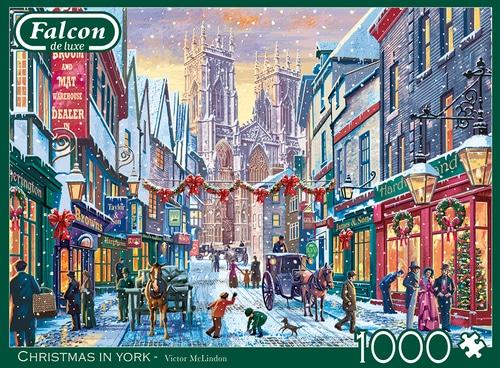 Christmas In York Falcon