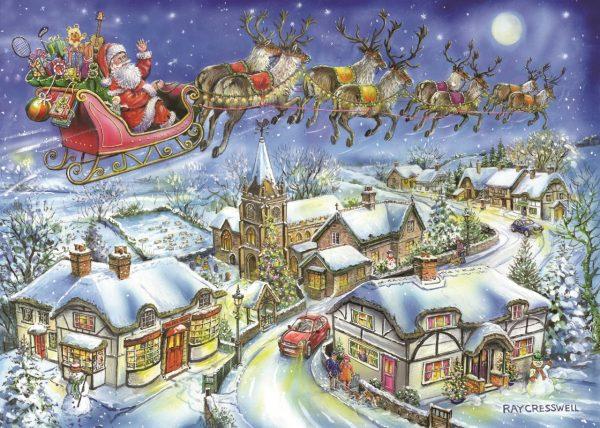 Christmas collectors christmas eve