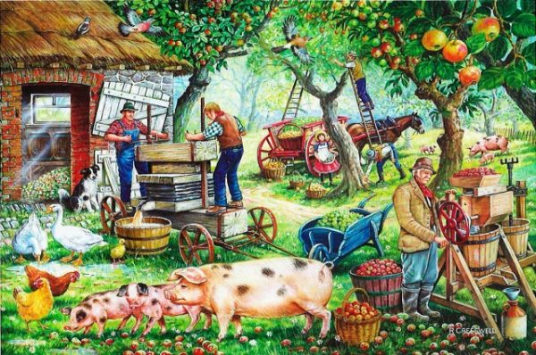 Cider Makers The House Of Puzzles Legpuzzel 5060002001684 1.jpg