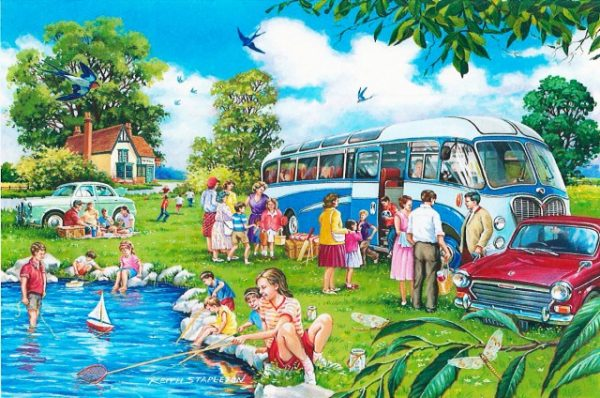 Coach Trip The House Of Puzzles Legpuzzel 5060002002667 1.jpg
