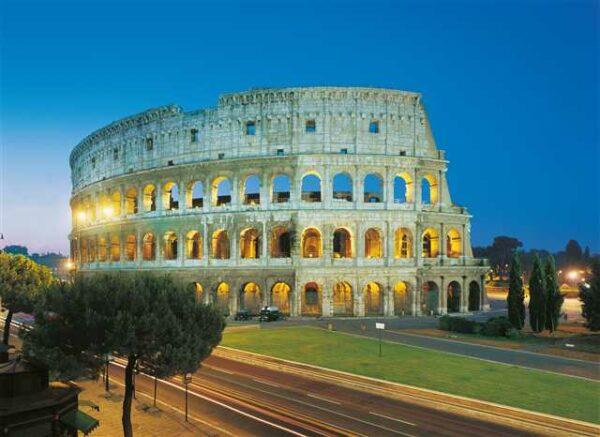 Colloseum In Rome Clementoni