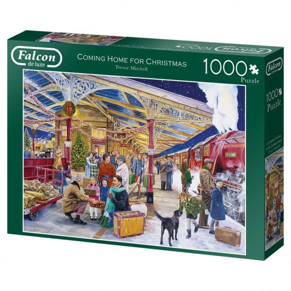 Coming Home For Christmas Jumbo11266 02 Legpuzzels.nl