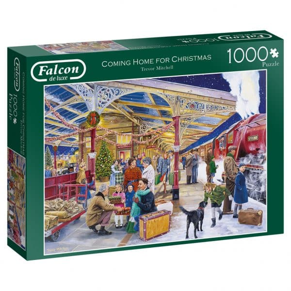 Coming Home For Christmas Jumbo11266 03 Legpuzzels.nl