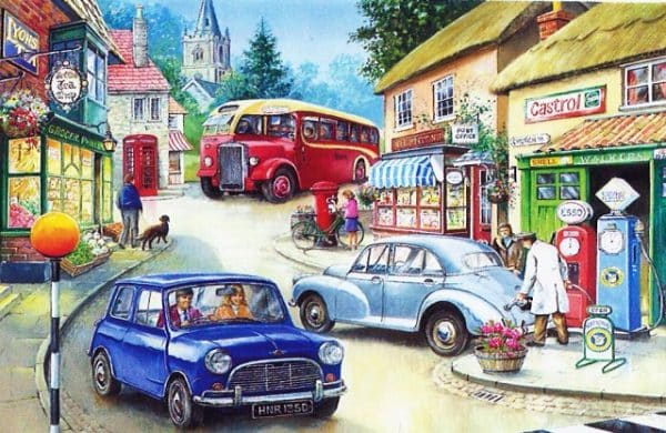 Country Town The House Of Puzzles Legpuzzel 5060002001387 1.jpg