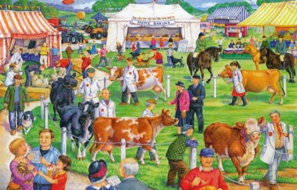 County Show The House Of Puzzles Legpuzzel 5060002002735 1.jpg
