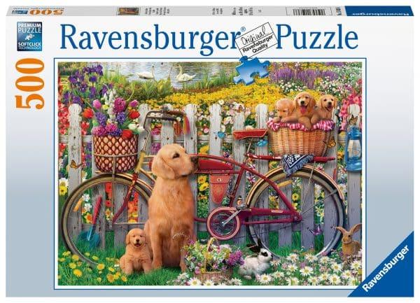 Dagje Uit In De Natuur Ravensburger150366 02 Legpuzzels.nl