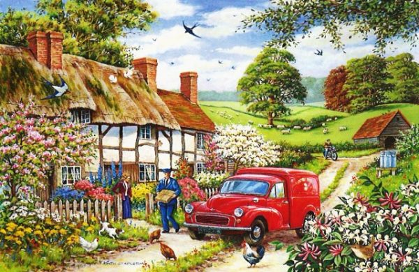 Daily Delivery The House Of Puzzles Legpuzzel 5060002001875 1.jpg