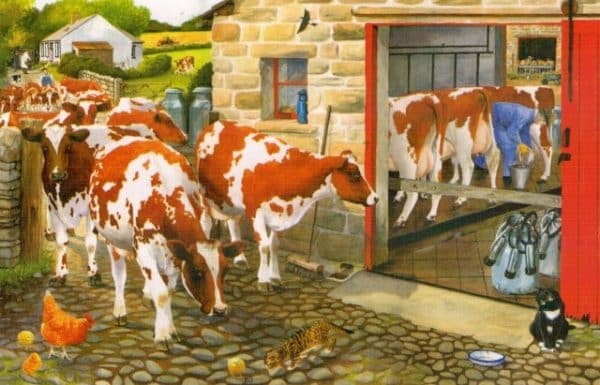 Dairy Maids The House Of Puzzles Legpuzzel 5060002002858 1.jpg