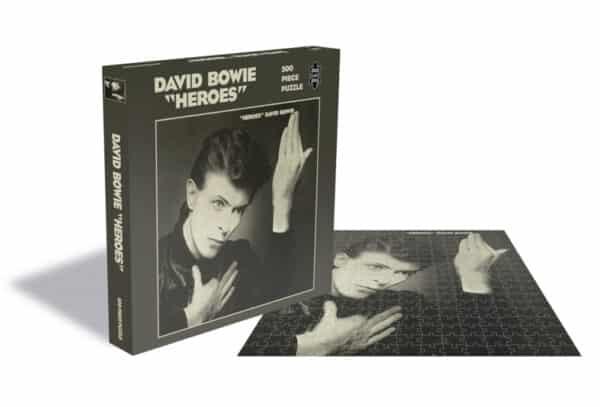 David Bowie Heroes Rocksaws Puzzel