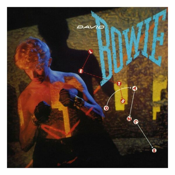 David Bowie Lets Dance Rocksaws