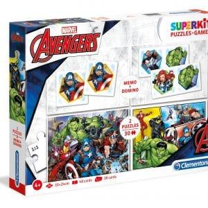 De Avengers Clementoni20209 01 Kinderpuzzels.jpg