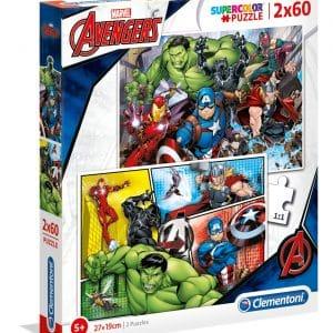 Avengers Captain America Hulk