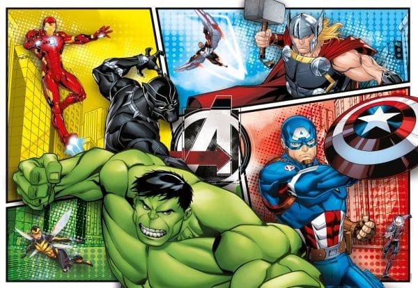 Avengers Hulk Iron Man Marvel