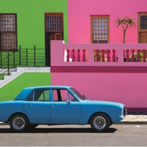 De Blauwe Auto Clementoni