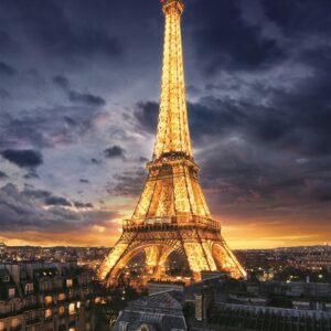 De Eifeltoren Parijs Clementoni