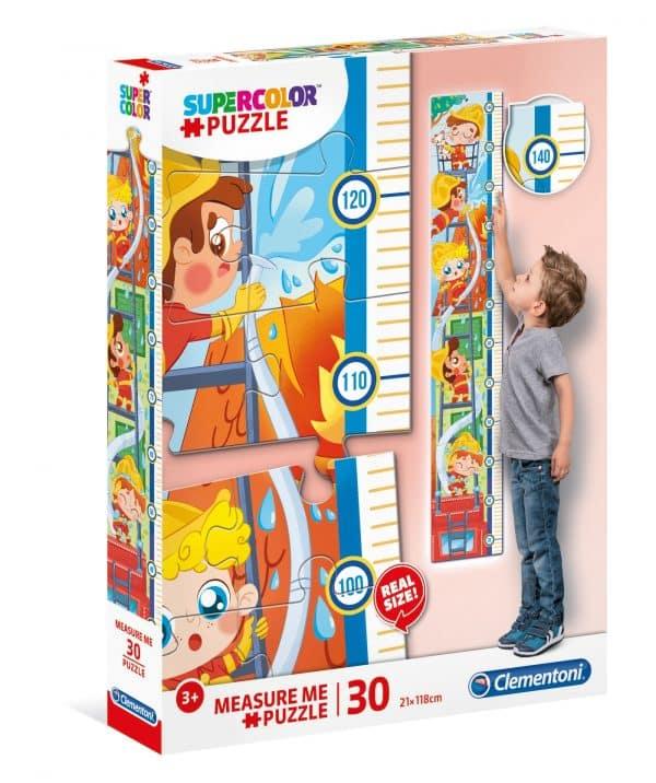 De Brandweermannen Clementoni20330 01 Kinderpuzzels.jpg