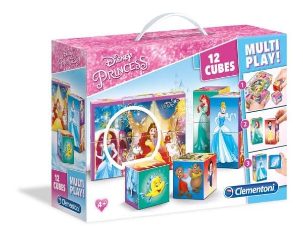 De Disney Prinsessen Clementoni41504 01 Kinderpuzzels.jpg
