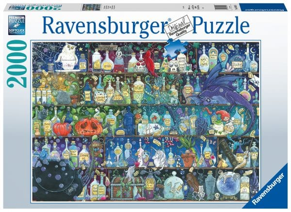 De Gifkast Ravensburger160105 02 Legpuzzels.nl