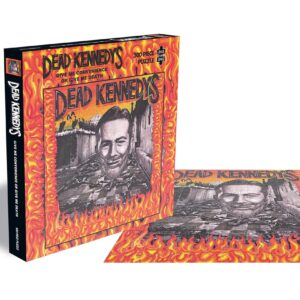 dead kennedys give me convenience or give me death rocksaws522831 01 legpuzzels