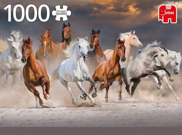 Desert Horses Jumbo Legpuzzels
