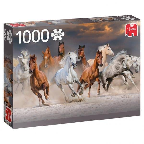 Desert Horses Jumbo18864 03 Legpuzzels.nl