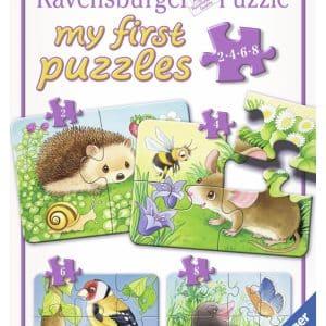 Dieren In De Tuin Mijn Eerste Puzzel 4 In 1 Ravensburger069521 01 Kinderpuzzels.nl .jpg