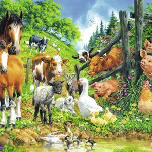 dierenbijeenkomst 106899 1 ravensburger