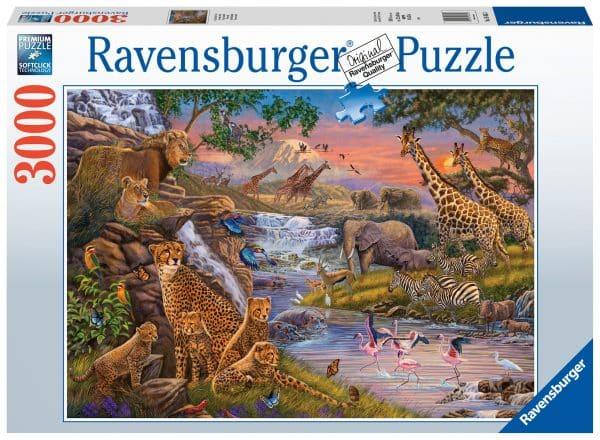 Dierenrijk Ravensburger164653 02 Legpuzzels.nl