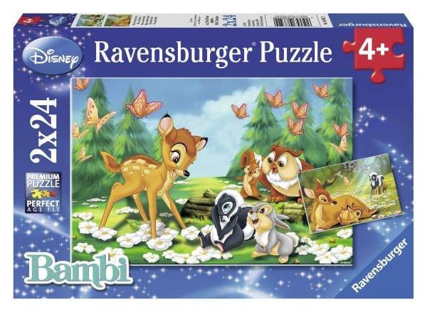 Disney Bambi Mijn Vriendje Bambi Ravensburger088522 01 Kinderpuzzels.nl .jpg