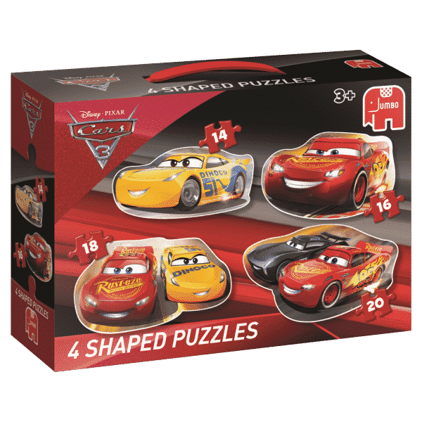 Disney Cars 3 Jumbo Kinderpuzzel
