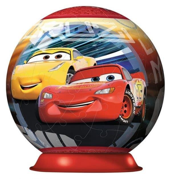 Disney Cars Puzzleball Ravensburger Kinderpuzzel