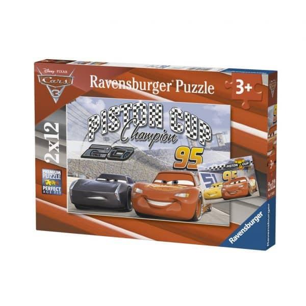 Disney Cars Ravensburger Kinderpuzzel