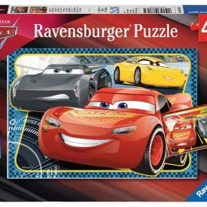 Disney Cars Lightning Mcqueen Ravensburger Kinderpuzzel
