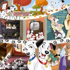 Disney Classic Collection 101 Dalmatians Jumbo 1