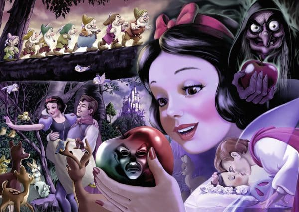 Disney Collector S Edition Sneeuwwitje Ravensburger148493 01 Legpuzzels.nl