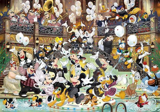 Disney Gala Clementoni