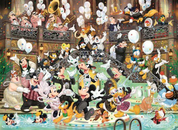 Disney Disney Gala Clementoni39472 01 Legpuzzels