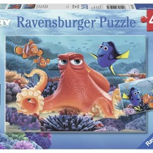 Disney Finding Dory Altijd Zwemmen Ravensburger09103 01 Kinderpuzzels.nl .jpg