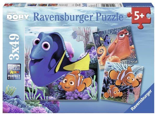 Disney Finding Dory Vind Dory Ravensburger09345 01 Kinderpuzzels.nl .jpg