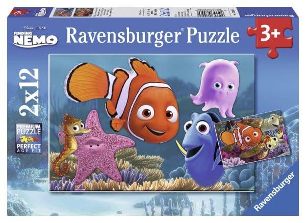 Disney Finding Nemo Nemo Ontsnapt Ravensburger075560 01 Kinderpuzzels.nl .jpg
